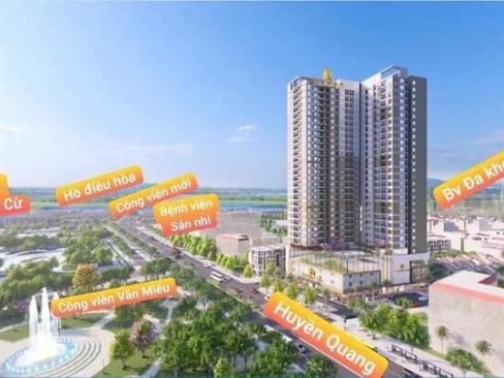 Quyết định trúng đấu giá đất dự án nhà ở khu Vạn Phúc Vạn An Bắc Ninh