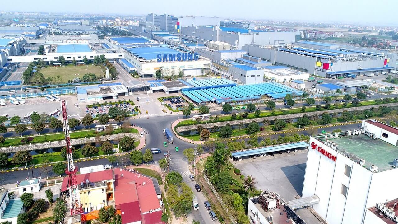 Bất động sản công nghiệp Bắc Ninh