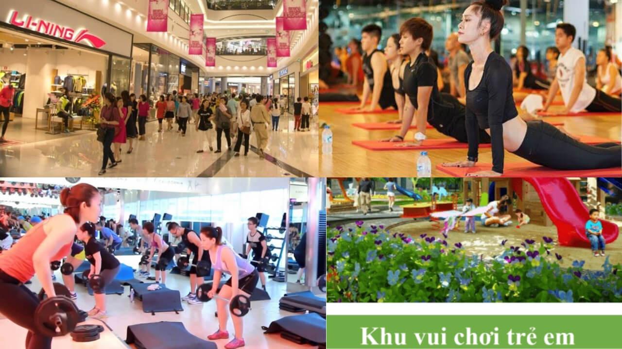 Tiện ích hiện đại Green Pearl Bắc Ninh