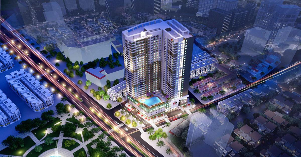 Chung cư Dabaco Huyền Quang - ParkView City Bắc Ninh