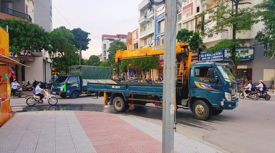 Vị trí Dabaco Thuận Thành